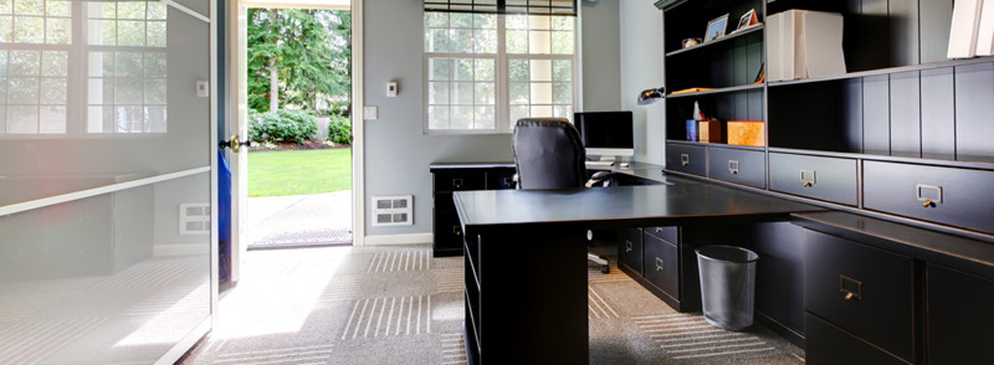 fitted office furniture