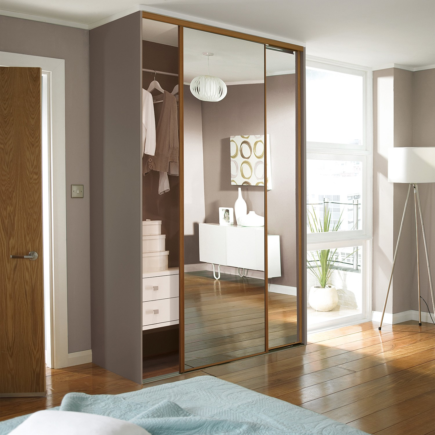 sliding door bedrooms by james